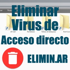 Métodos para eliminar virus de acceso directo